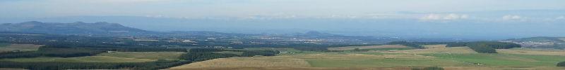 Midlothian View Landscape