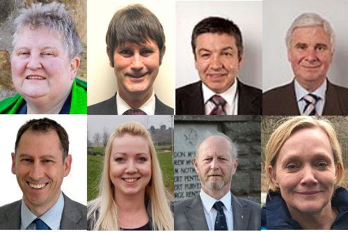 Midlothian West Candidates
