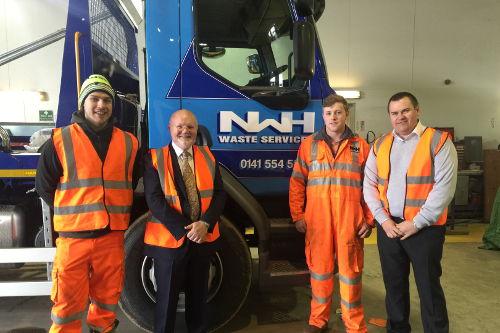 NWH Scottish Apprentice Week