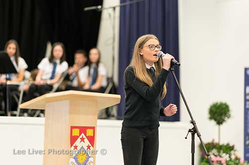 Newbattle High School Official Opening