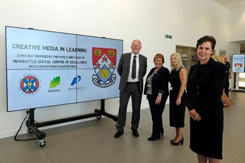 Newbattle-School-Digital-Centre-of-excellence