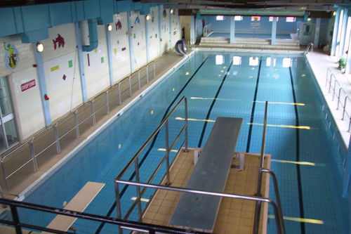 Newbattle Swimming Pool