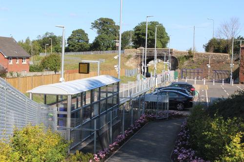 Newtongrange Station