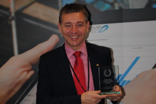 Nick Garland Assure360 Pigeon Penguin Innovation Award
