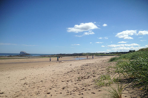 North-Berwick-Beach