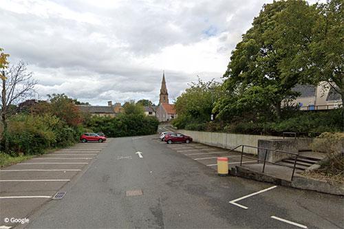 North-Wynd-Car-park-Dalkeith