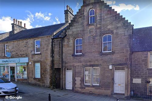 Old-Gorebridge-Post-Office-Main-Street