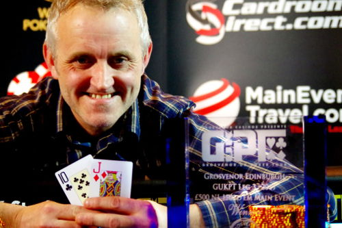 Paul Green GUKPT Winner