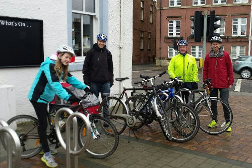 Penicuik Cycling