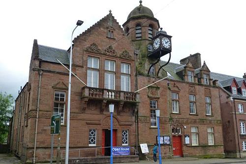 Penicuik-Town-Hall