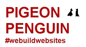 Midlothian Local Business - Pigeon Penguin Website Design