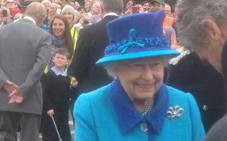Queen at Newtongrange