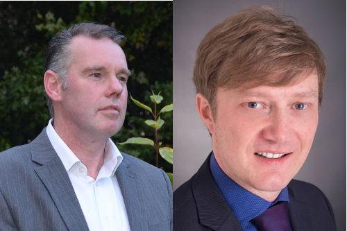 Robert Hogg and Jason Ferry Independent Candidates