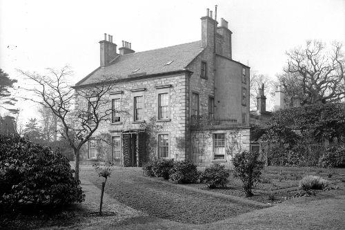 Rosebank House Roslin c 1910