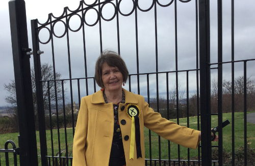 SNP Local Election 2017 Ellen Scott