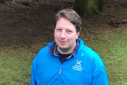 Scottish Conservatives Council Elections 2017 Andrew Hardie
