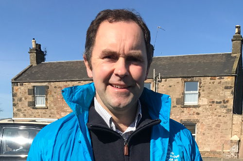 Scottish Conservatives Council Elections 2017 Robin Traquair