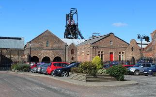 Scottish Mining Museum Headline