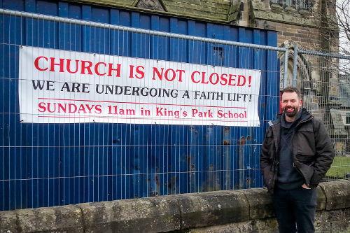St Johns and Kings park faith lift