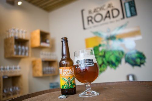 Stewart Brewing Radical Road