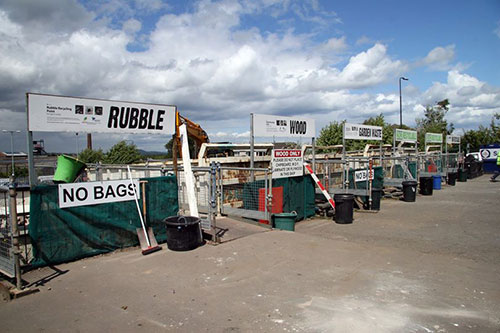Stobhill-Recyling-Centre