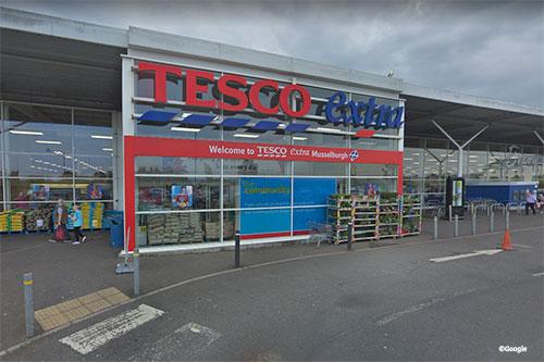 Tesco-Musselburgh