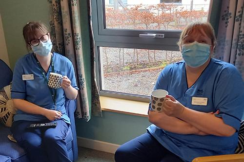 Wellbeing-room-Midlothian-Hospital