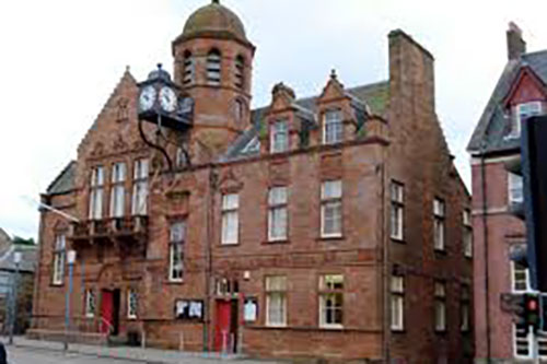 Penicuik Town Hall