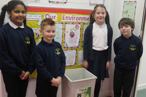 Stobhill School Recycling